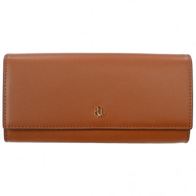Кошелёк женский Lauren Ralph Lauren LR432757275011 brown wallet