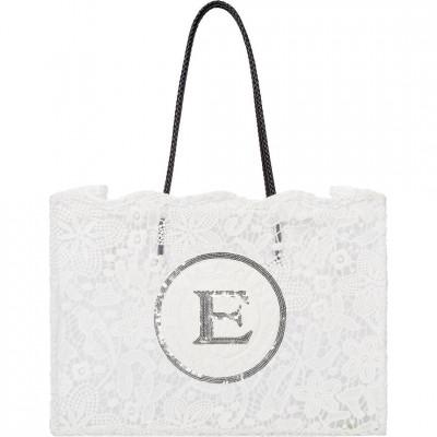 Сумка женская Ermanno Scervino ESC12400925 white Fatin