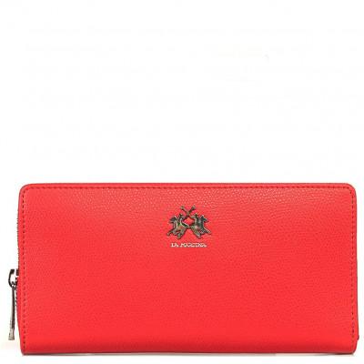 Кошелёк женский La Martina LM41W007P0005 true red wallet NEVADA