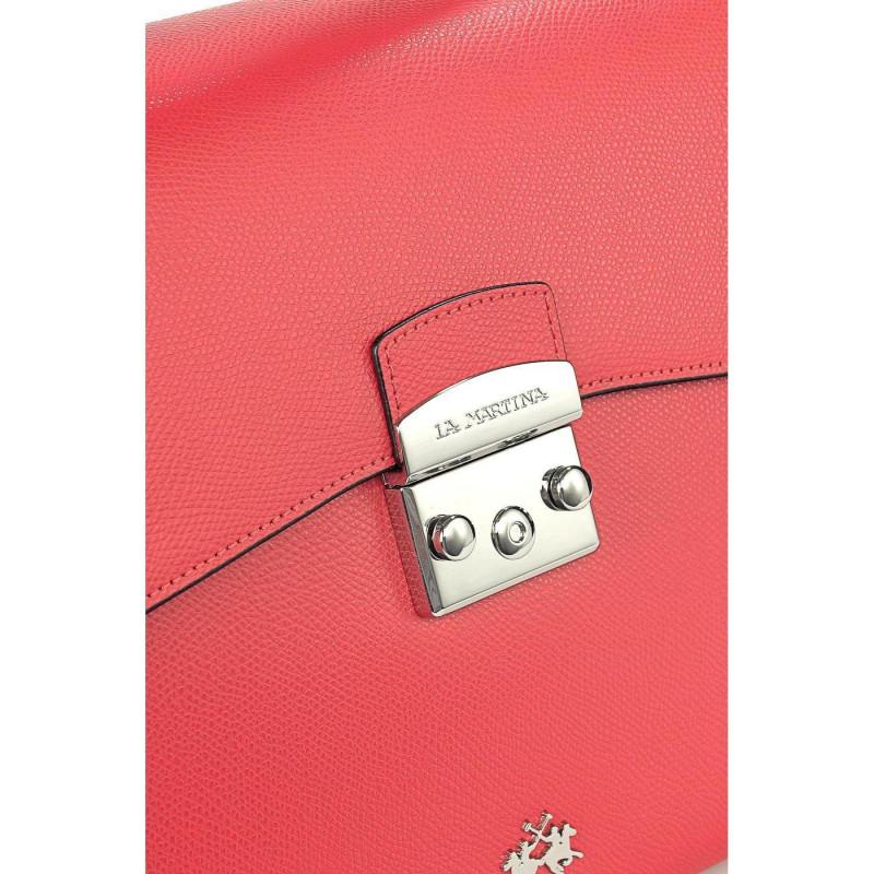 Сумка женская La Martina LM41W405P0005 true red NEVADA