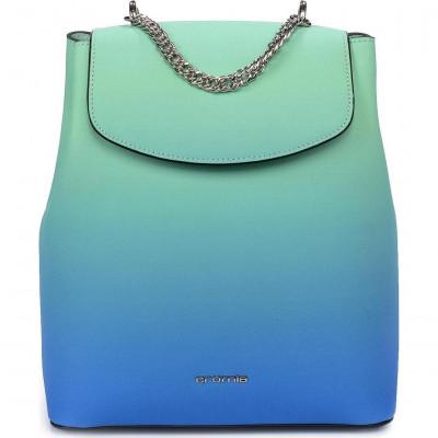 Сумка-рюкзак женская Cromia CR1404472 verde Perla Degrade