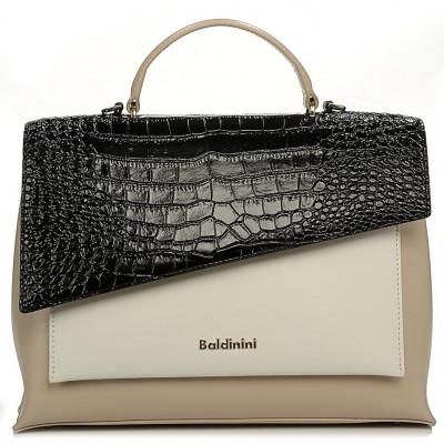 Сумка женская Baldinini G2APWG990042T70 beige/white/black Daily