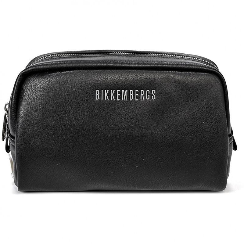 Косметичка мужская Bikkembergs E2APWE21011A999 black 2 Pcs Set Next 011