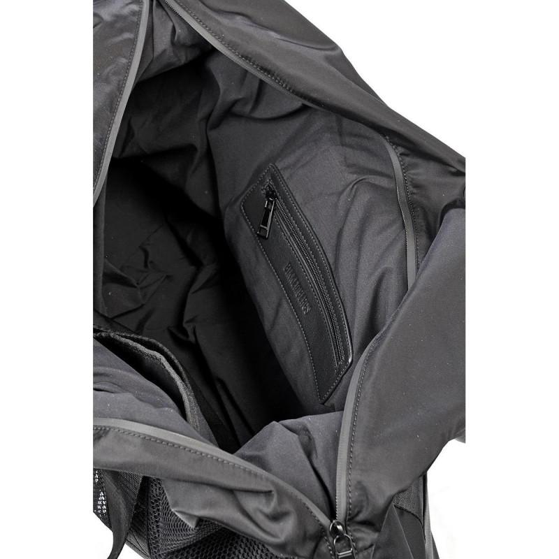 Сумка мужская Bikkembergs E2APME83003Z999 black Macro Logo 003