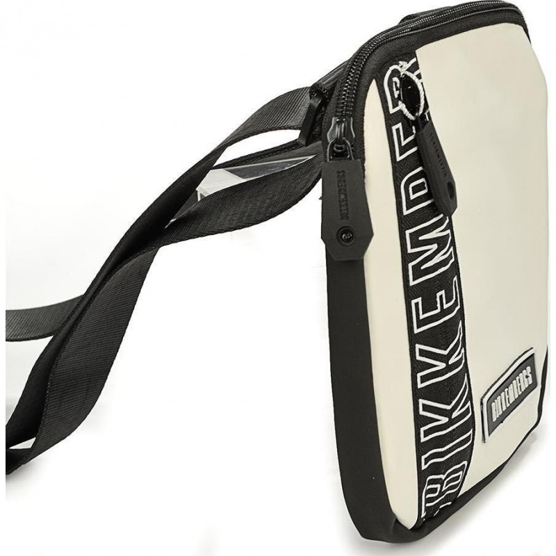 Сумка-клатч мужская Bikkembergs E2APME170012010 white Gum 001