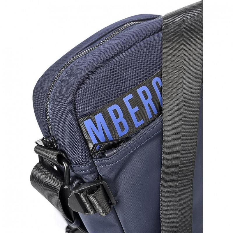 Сумка-клатч мужская Bikkembergs E2APME800012F96 navy blue/royal blue Rub