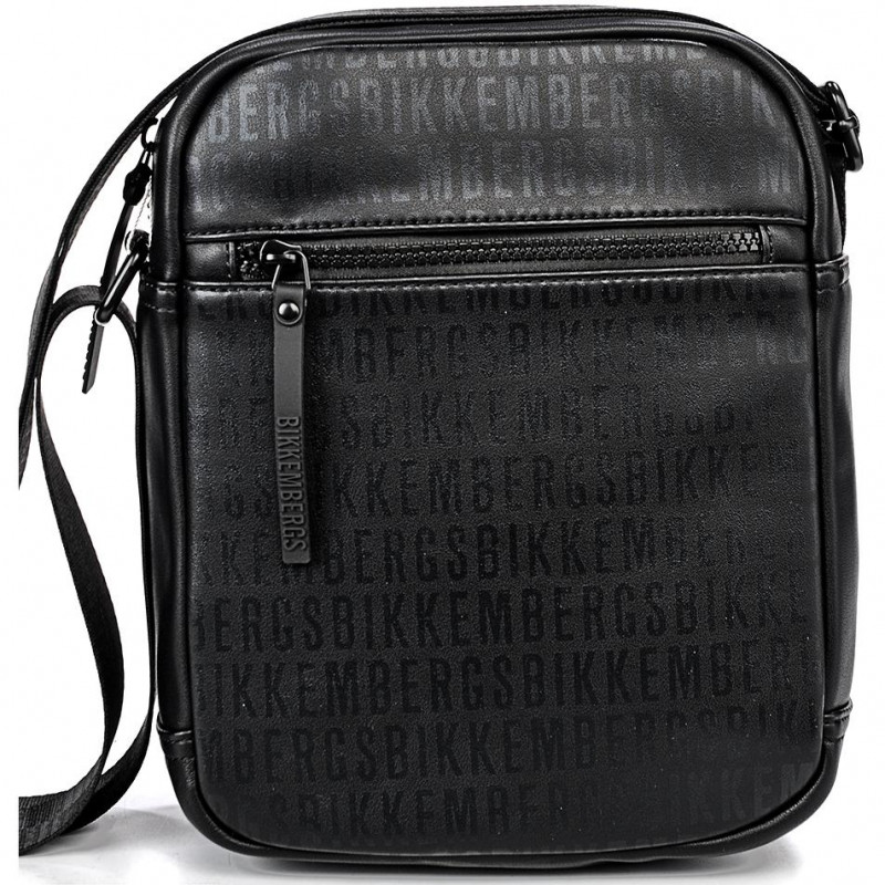 Сумка-клатч мужская Bikkembergs E2APME810012D38 black/black All Over 001