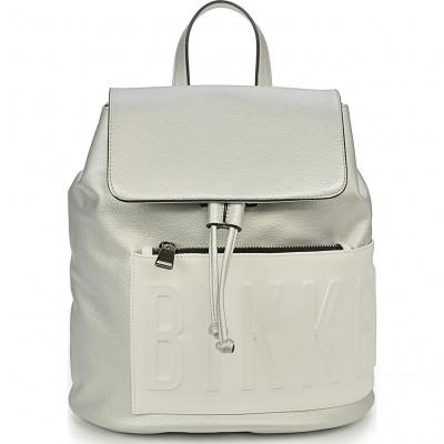Сумка-рюкзак женская Bikkembergs E2APWE850065101 silver Color Strip 006