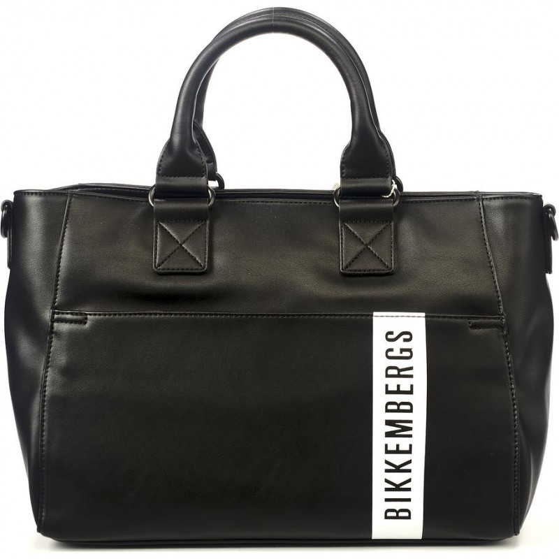 Сумка мужская Bikkembergs E4APWE4A0072D38 black/black White Label 007
