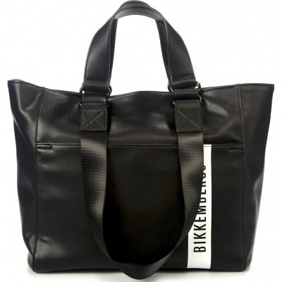 Сумка мужская Bikkembergs E4APWE4A0082D38 black/black White Label 008