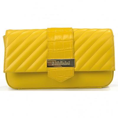 Сумка-клатч женская Baldinini G4APWG2X0022030 yellow Lea 002