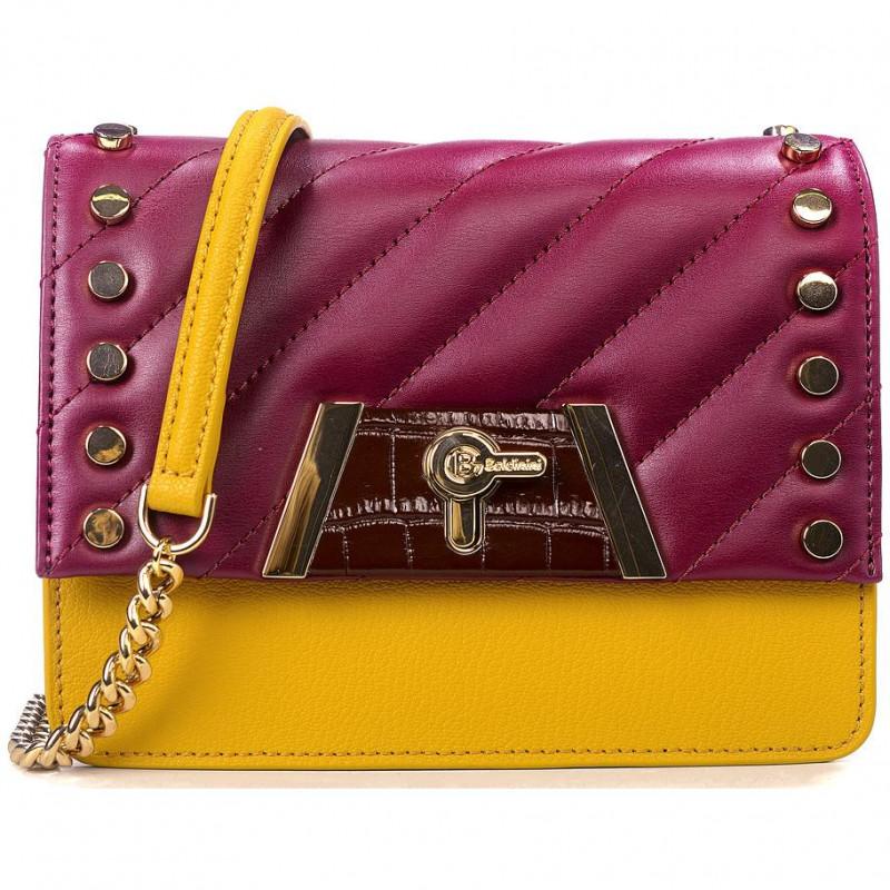 Сумка-клатч женская Baldinini G4APWG2R0012030 yellow Giselle 001