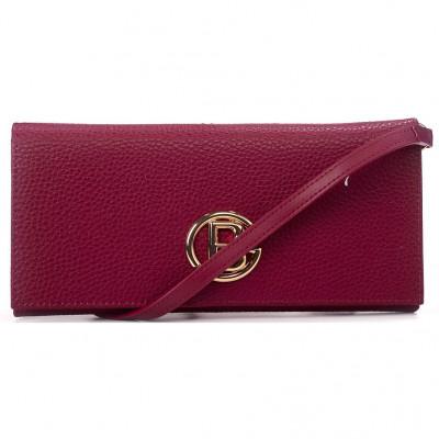 Сумка-клатч женская Baldinini G4APWG2S8103090 purple Wallet w/flap and