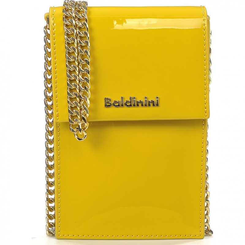 Сумка-клатч женская Baldinini G4APWG3G0012030 yellow Millie 001