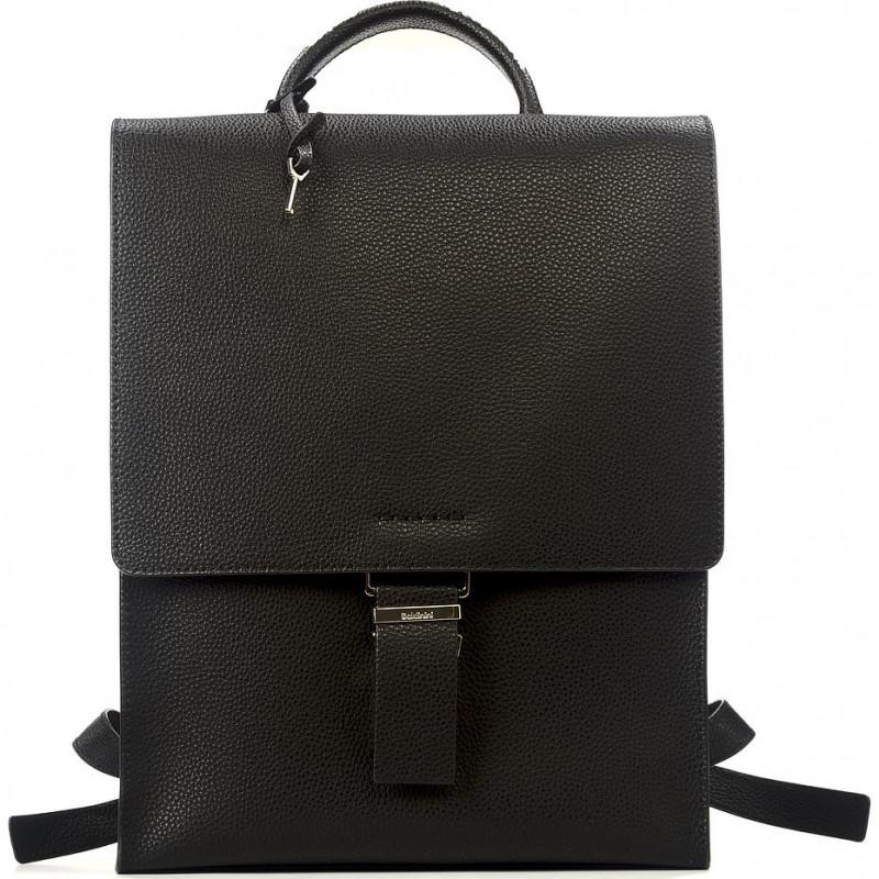 Сумка-рюкзак мужская Baldinini 672015RECO999 black Record