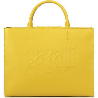 Сумка женская Cavalli Class C93PWCED0052031 dark yellow Viviane 005