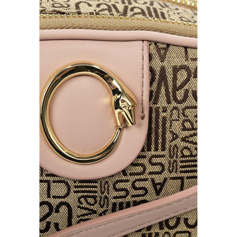 Сумка-клатч женская Cavalli Class C90PWCA80012050 pink Spring Jacquard 001