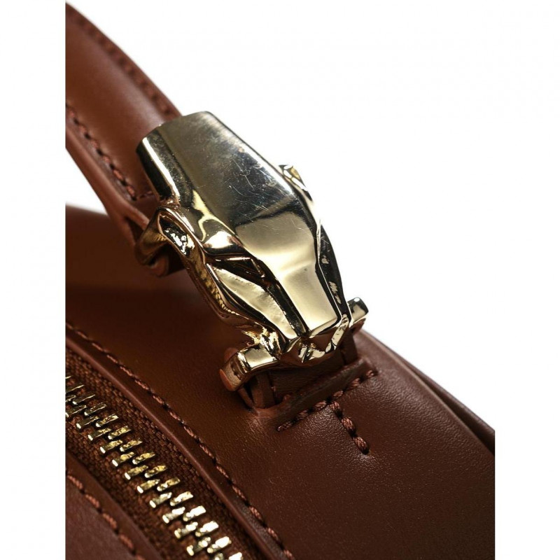 Сумка-рюкзак женская Cavalli Class C72PWCNP0065028 cognac Croco Lux 006