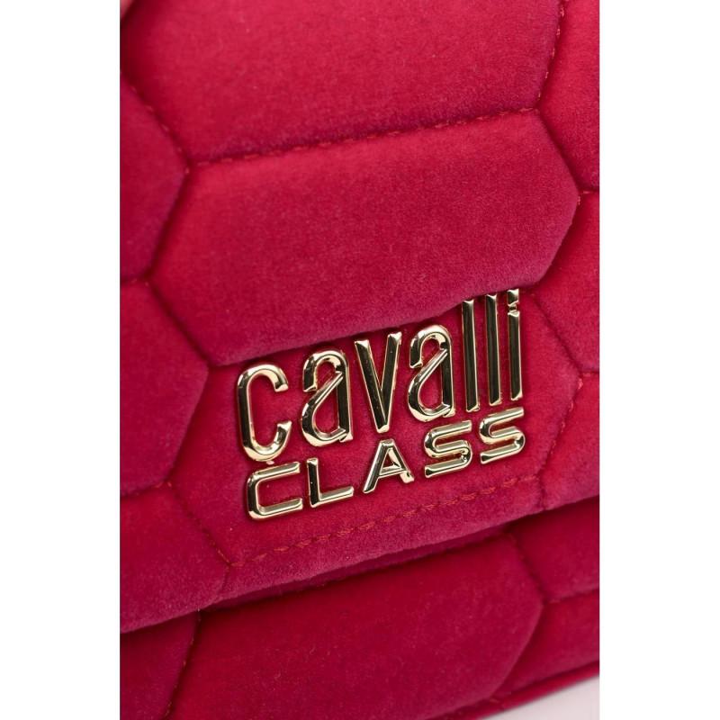 Сумка-клатч женская Cavalli Class LXB657 VL550 fuxia Milano small