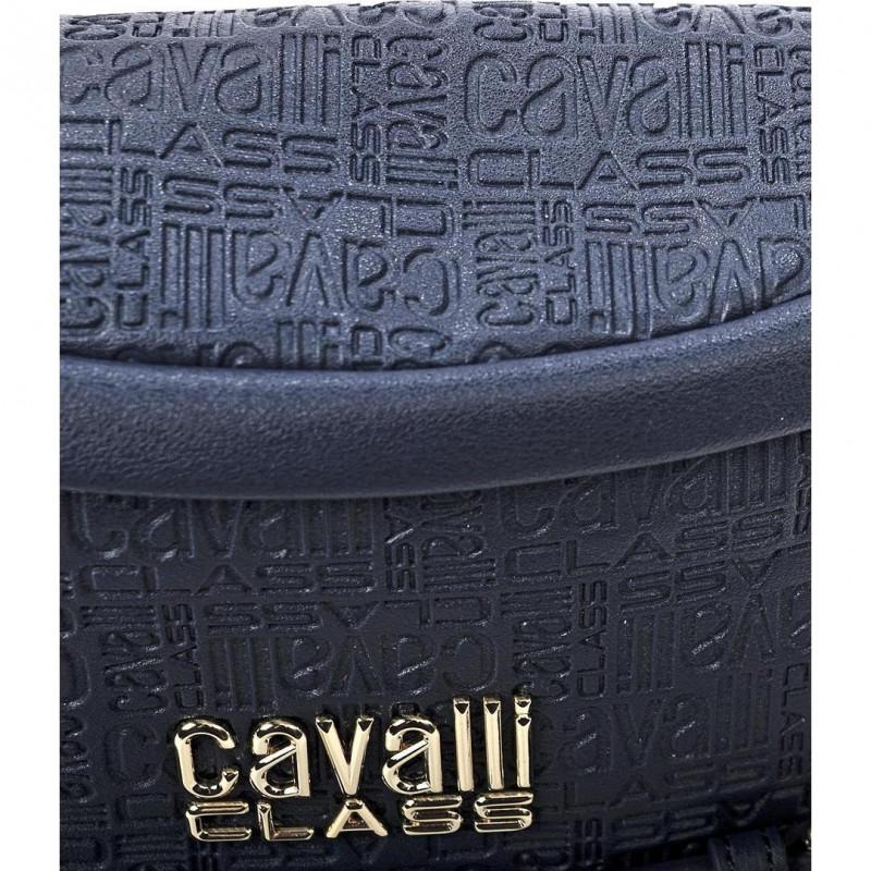 Сумка-клатч женская Cavalli Class LXB662 AB831 blu Dublino