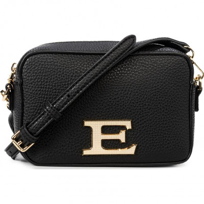 Сумка-клатч женская Ermanno Scervino ESC12401037 black Eba winter plain