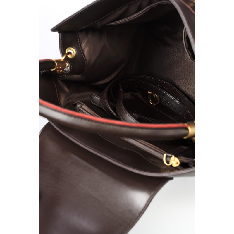 Сумка женская Tosca Blu TF207B190 dark brown