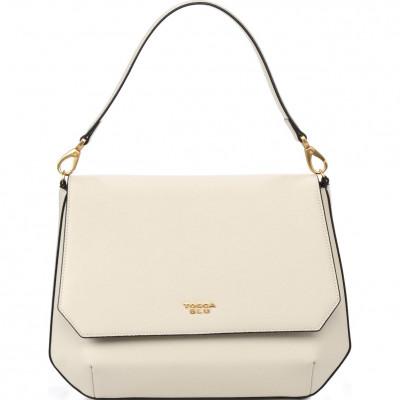 Сумка-клатч женская Tosca Blu TF208B281 ivory