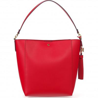 Сумка женская Lauren Ralph Lauren LR431787309002 red shoulder bag
