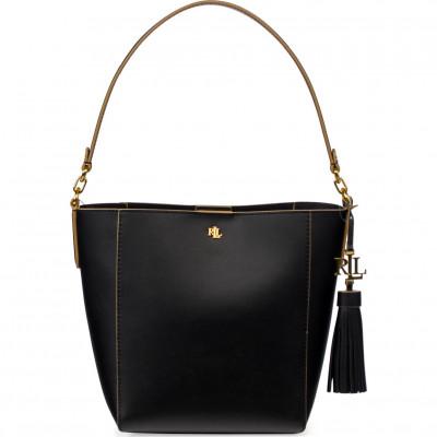 Сумка женская Lauren Ralph Lauren LR431795008001 black shoulder bag