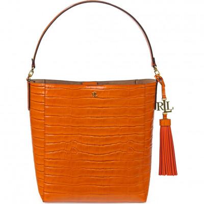 Сумка женская Lauren Ralph Lauren LR431795119005 orange shoulder bag