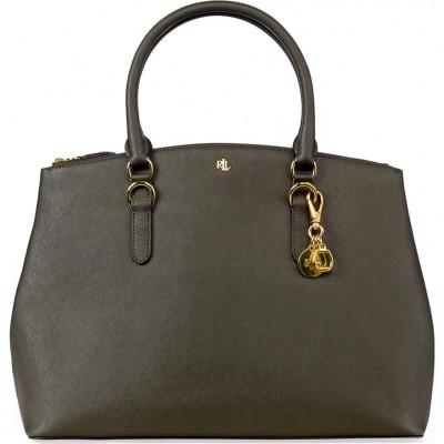 Сумка женская Lauren Ralph Lauren LR431802427004 green satchel