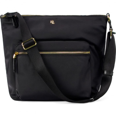 Сумка-клатч женская Lauren Ralph Lauren LR431795039001 black shoulder bag