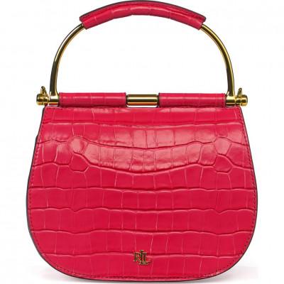 Сумка-клатч женская Lauren Ralph Lauren LR431802640004 red satchel