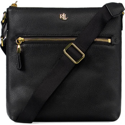 Сумка-клатч женская Lauren Ralph Lauren LR431802982001 black crossbody