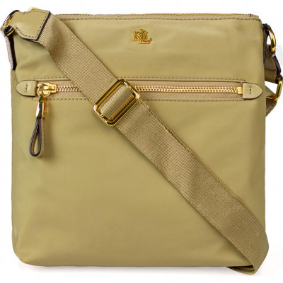 Сумка-клатч женская Lauren Ralph Lauren LR431803938004 light beige crossbody
