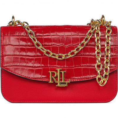 Сумка-клатч женская Lauren Ralph Lauren LR431810805001 red crossbody