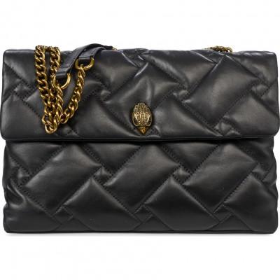 Сумка женская Kurt Geiger KG4708500109 black-leather