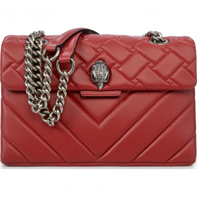 Сумка-клатч женская Kurt Geiger KG1470450109 red-leather