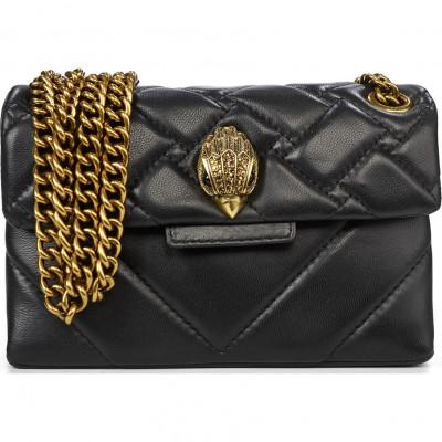 Сумка-клатч женская Kurt Geiger KG1470805109 black/comb-leather