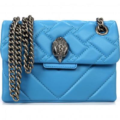 Сумка-клатч женская Kurt Geiger KG1470880109 blue-leather