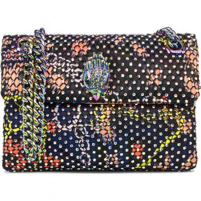 Сумка-клатч женская Kurt Geiger KG1519467609 silver com-fabric