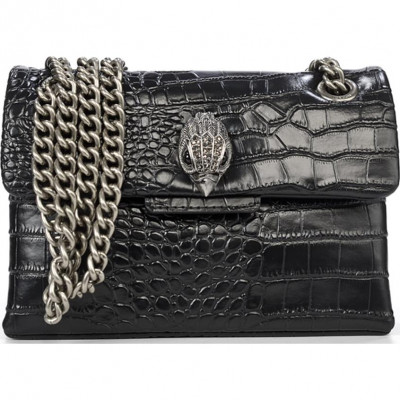 Сумка-клатч женская Kurt Geiger KG2466200109 black-leather