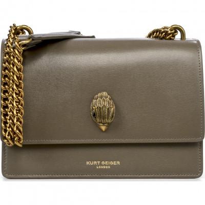 Сумка-клатч женская Kurt Geiger KG2888576109 khaki-leather