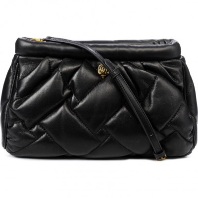 Сумка-клатч женская Kurt Geiger KG4708700109 black-leather