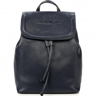 Сумка-рюкзак женская Sara Burglar A0W0B060 blu tahiti cervo logo