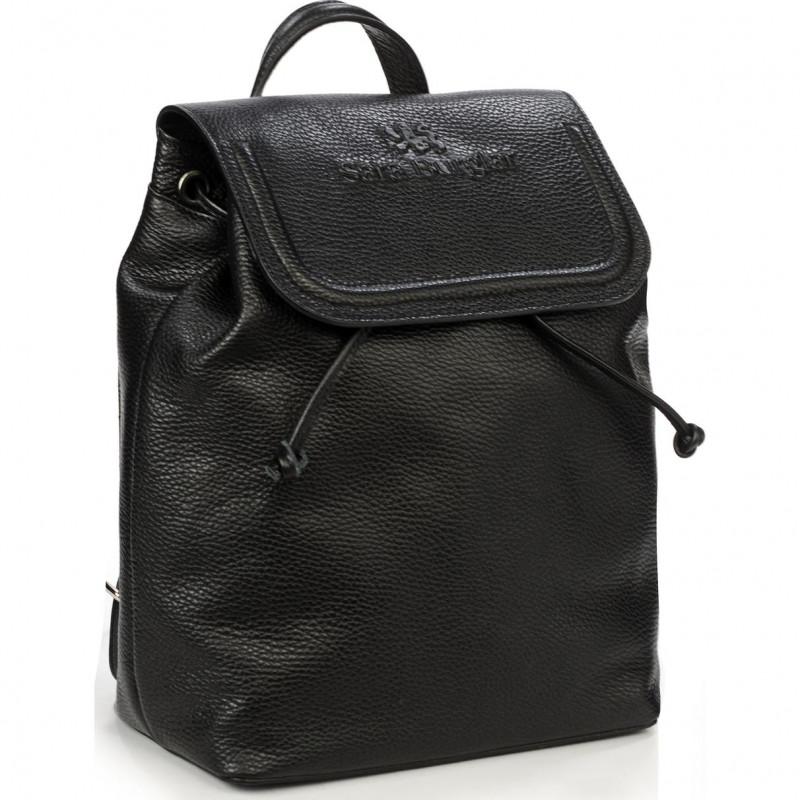 Сумка-рюкзак женская Sara Burglar A0W0B060 nero tahiti cervo logo
