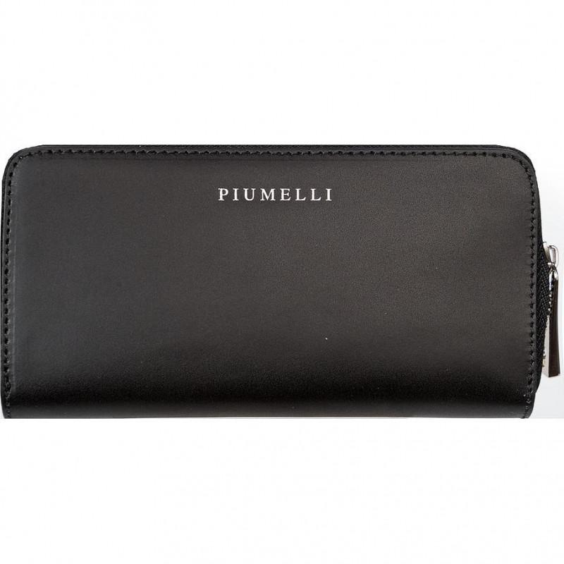 Кошелёк женский Piumelli Long К001 black