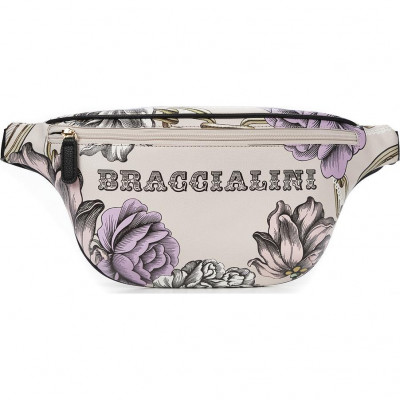 Сумка-клатч женская Braccialini B14305-YY-2994 flower britney ecopelle