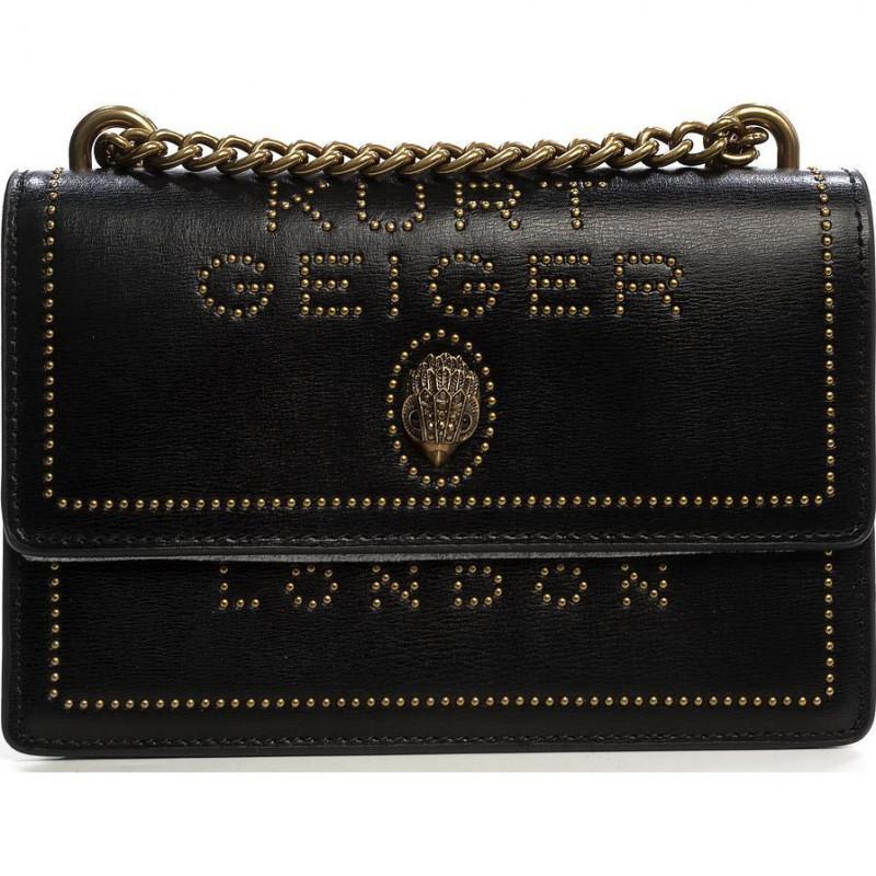 Сумка-клатч женская Kurt Geiger KG5291009109 blk/other-leather