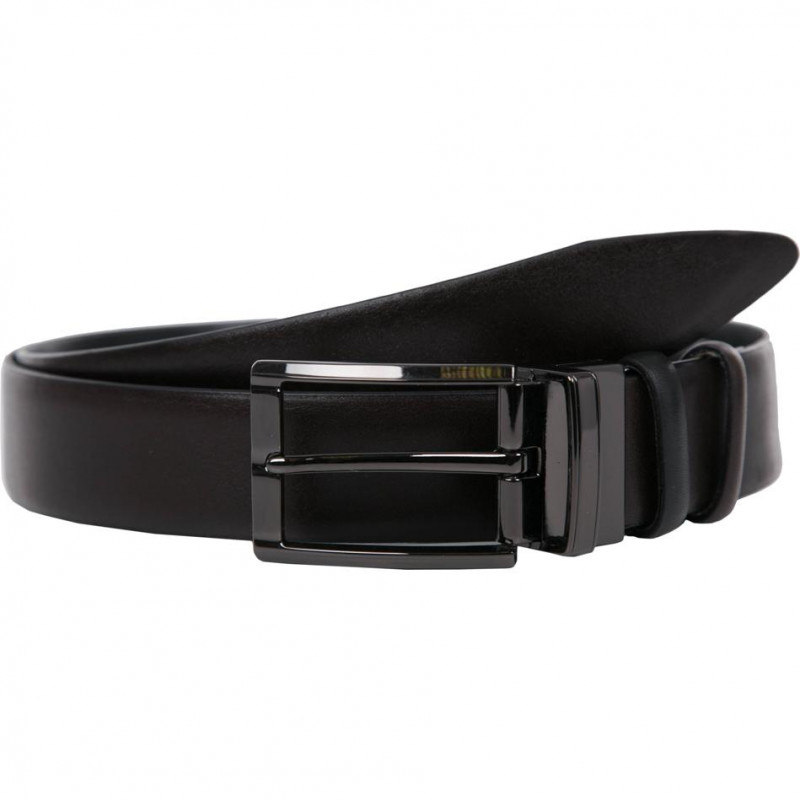 Ремень мужской Fabretti FR11135-130 black/brown